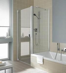 Pendeltür Selber Bauen : raya pendelt r 1 fl gelig und seitenwand verk rzt auf badewanne kermi duschkabinen pinterest ~ Orissabook.com Haus und Dekorationen