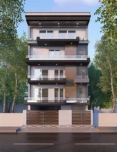 34, Cozy, Apartment, Facade, Concept, To, Make, Your, Home, More, Colorful