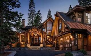 Style Home Excellent Home In A Rustic Style Architecture Design Homeid