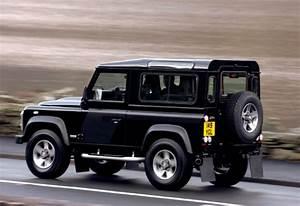 Nouveau Land Rover Defender : nouveau mod le land rover defender svx moniteur automobile ~ Medecine-chirurgie-esthetiques.com Avis de Voitures