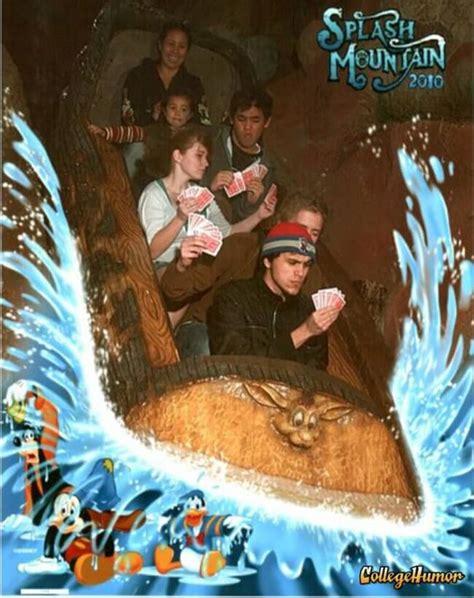splash mountain pics    funny