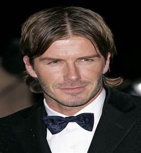 David Beckham Long Hair | CHESTI DE IMBRACAT 2 | Pinterest ...
