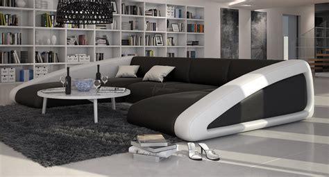 canapé grande taille canapé d 39 angle moderne de grande taille boat u 2 195 00