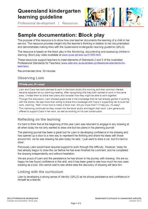 70 best queensland kindergarten learning guideline images 959 | f8bec8bce93fc904e573cd2298af9166 learning stories block play