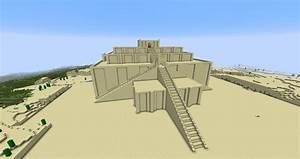 Minecraft - Great Ziggurat of Ur by MinecraftArchitect90 ...