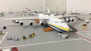 1:400 Scale Model Airport Update #17 - YouTube