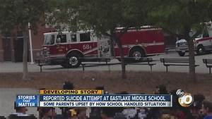 Chula Vista school rocked by alleged attempted suicide ...