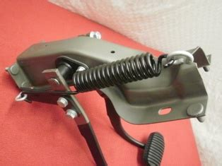 Manual Shift Pedal Components