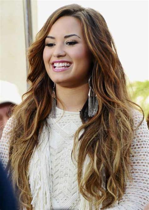 Demi Lovato Hair Color Revolution Theeluckynineteenblog