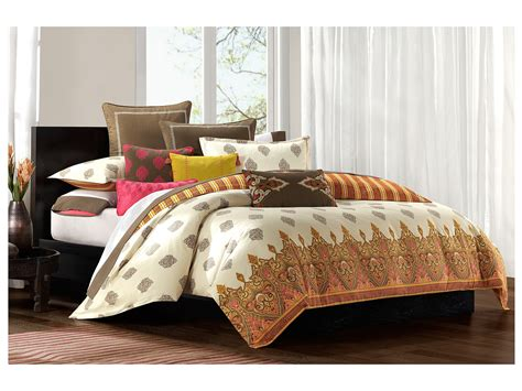 echo comforter sets echo design raja comforter set multi shipped free at zappos