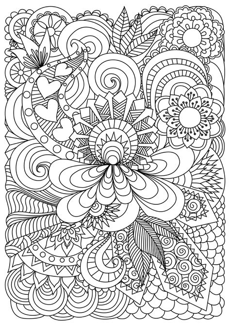 adults coloring pages updated