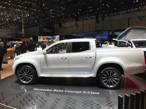 Mercedes-benz Says 'no' X-class Single Cab, And 'no' To