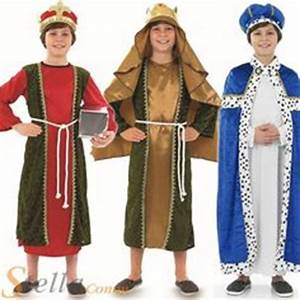 Colorful Wise Man Magi Nativity Costume Headpiece Crown ...