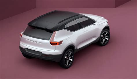 volvo xc previewed  jacked