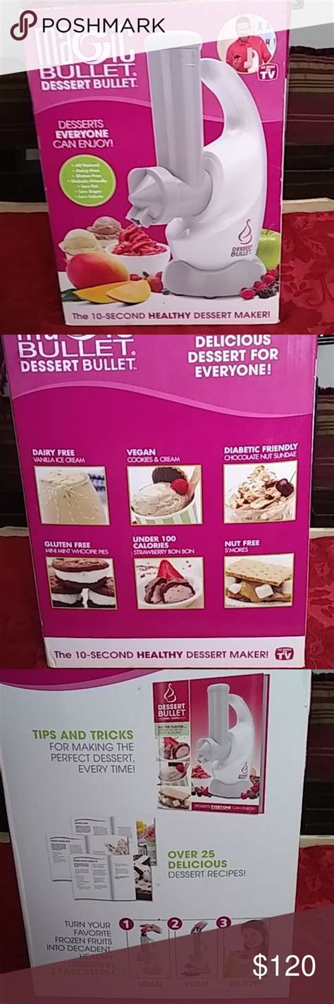 From breakfast dishes to sauces, desserts, and smoothies, we've got all your. Magic Bullet, Dessert Bullet Great for Holiday frozen treats!! Vegan or lactose intolerant; it's ...