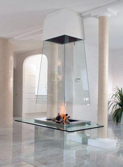modern creative fireplace designs  indoors digsdigs