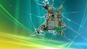 (10266) Windows 7 Broken Screen HD Background Wallpaper ...