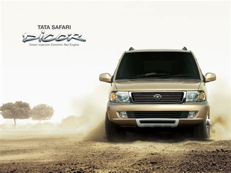 Cars Wallpapers: Tata Safari Dicor