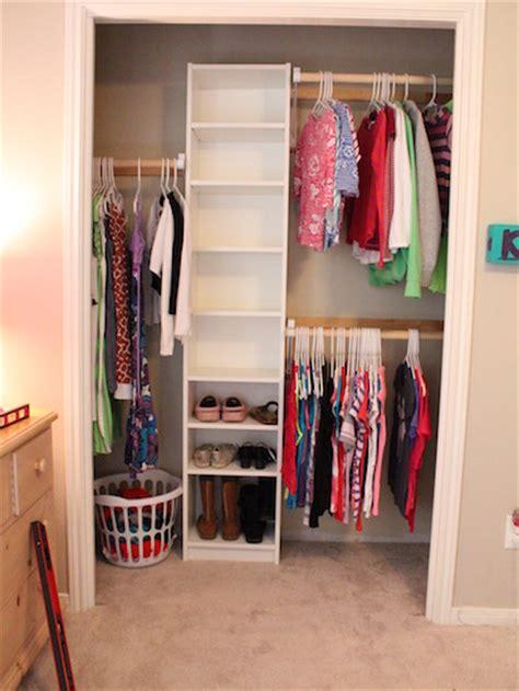 small closet systems small reach in closet organization ideas the happy housie