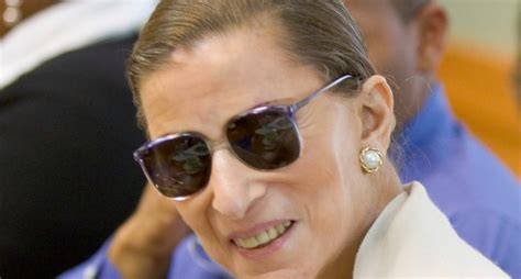 Notorious Rbg Issues A Smack Down, Partying At Peaches