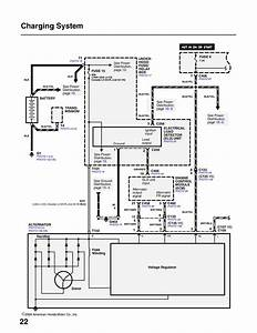 92 Civic Distributor Wiring Diagram