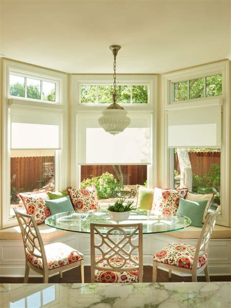 bay window banquette ideas pictures remodel  decor