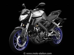 Les Meilleurs 125 : news moto 2014 yamaha mt 125 roadster sportif aussi pour les permis b moto revue ~ Maxctalentgroup.com Avis de Voitures