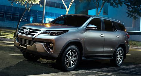 toyota fortuner 2 4 v diesel 4x2 at 2019 philippines price specs autodeal