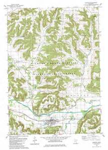 Topographic Maps of Wellington Ohio