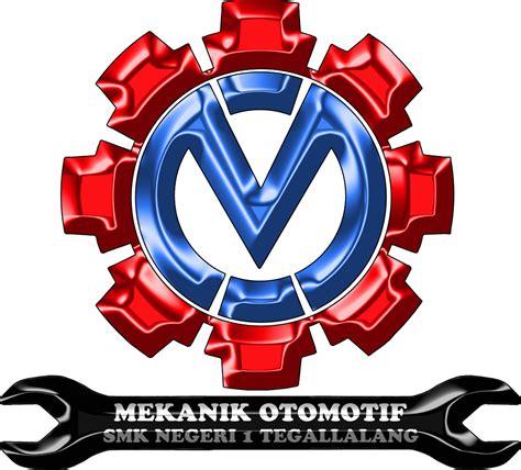 Tema Otomotif Modip Keren by Otomotif Sketsa Lambang Mekanik Otomotif