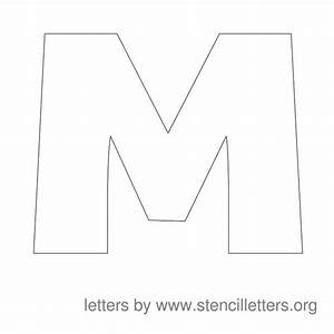 21 best images about traceable letters on pinterest With traceable stencils of letters