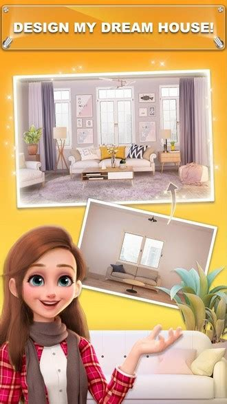 descargar  home design dreams apk mod  dinero