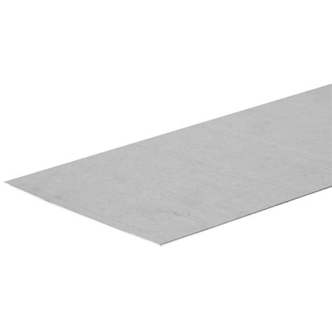 hillman 24 in 2 ft aluminum sheet metal at lowes