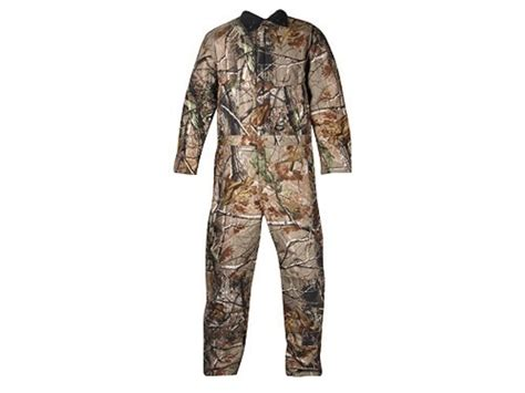 Walls Legend Men's Coveralls Insulated Polyester Realtree
