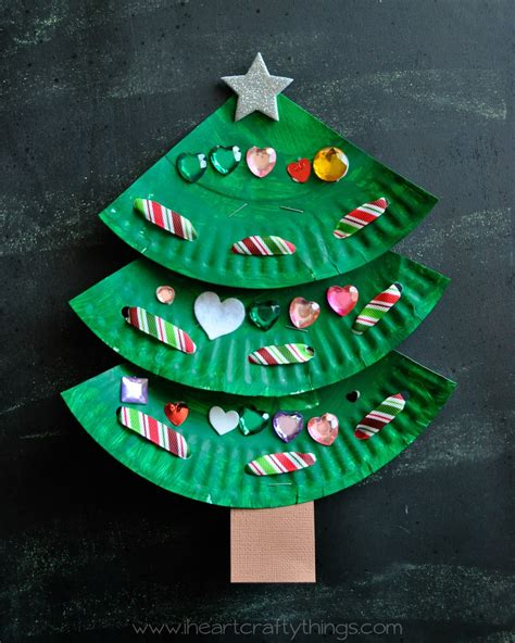 25 Terrific Christmas Tree Crafts