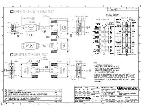 dvi  mini displayport adapter single link circuit