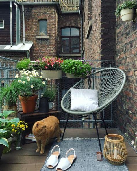 Comment Aménager Un Balcon Avec Style  55 Photos