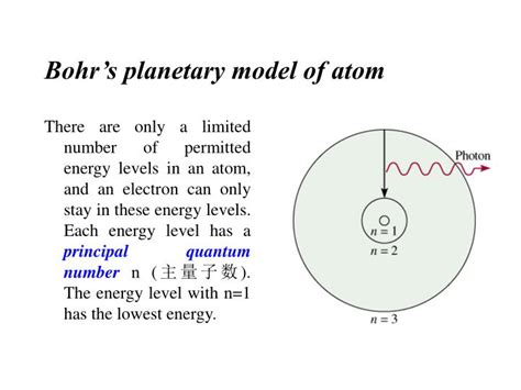 PPT - Chapter 5 Atomic Models PowerPoint Presentation - ID