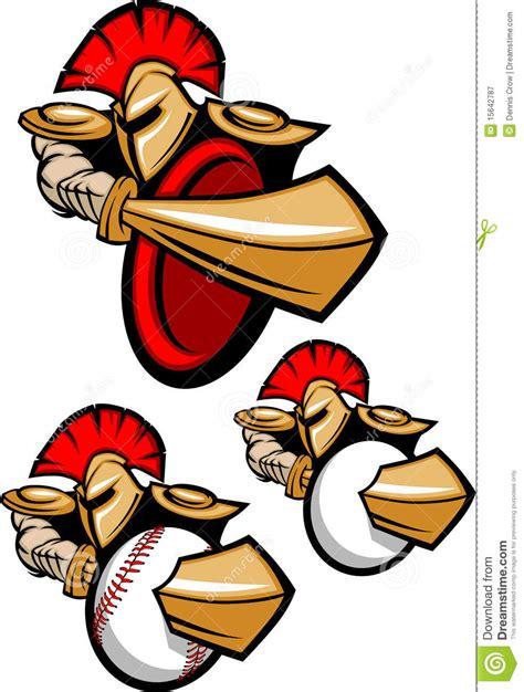 tommy trojan template logotipo espartano trojan da mascote ilustra 231 227 o do vetor