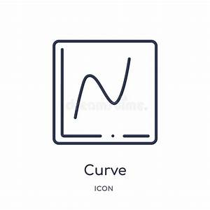 Ray Diagram For Curved Mirrors  Stock Illustration