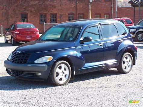 2001 Patriot Blue Pearl Chrysler Pt Cruiser 20912005