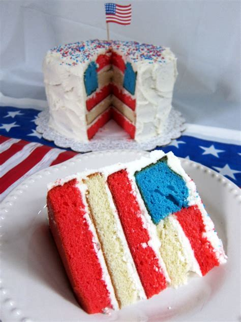 4th of july cake 4th of july flag cake plain chicken