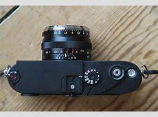 The Carl Zeiss ZM f15 50mm C Sonnar 35mmc