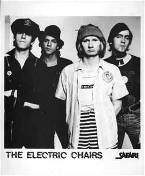 Wayne County And The Electric Chairs by Drumpunk News