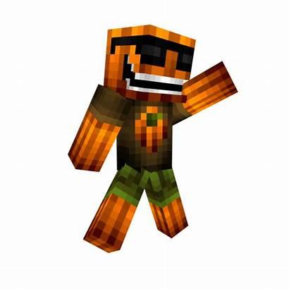 Minecraft Skins Cool Skin Pumpkin Halloween Able