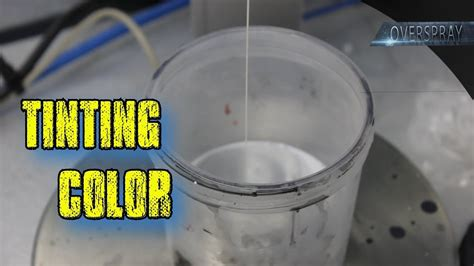 paint  color tinting youtube