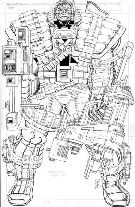 Marvel Cable John Romita Jr
