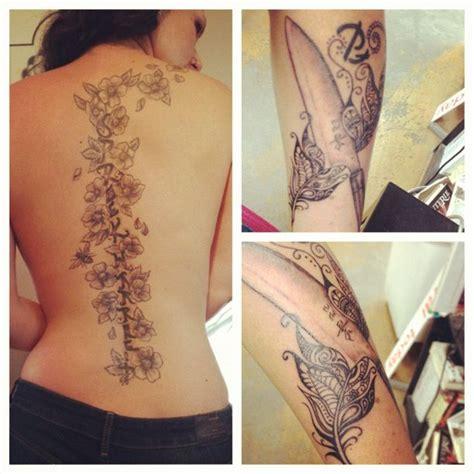 ink  francis  bleeding rose tattoo