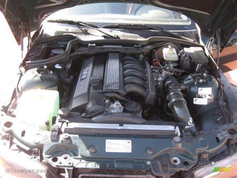 1998 Bmw Z3 2.8 Roadster 2.8 Liter Dohc 24-valve Inline 6