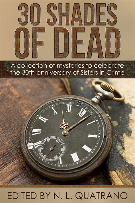 30 Shades Of by In Crime Cj Releases 30 Shades Of Dead